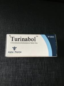 特力补 Turinabol - Alpha pharma